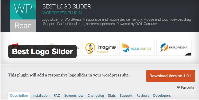 Best Logo Slider