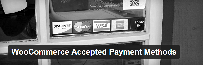 WooCommerce Accepted Payment Methods