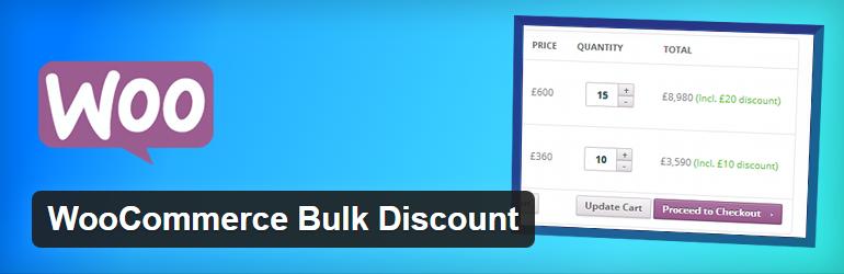 WooCommerce Bulk Product Discount