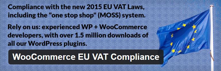WooCommerce EU Vat Compliance