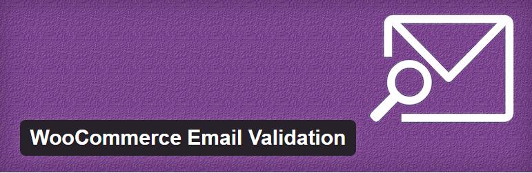 WooCommerce Email Validation