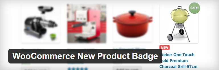 WooCommerce New Product Badge