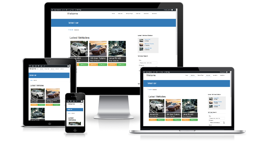 how to make a classified website with wordpress