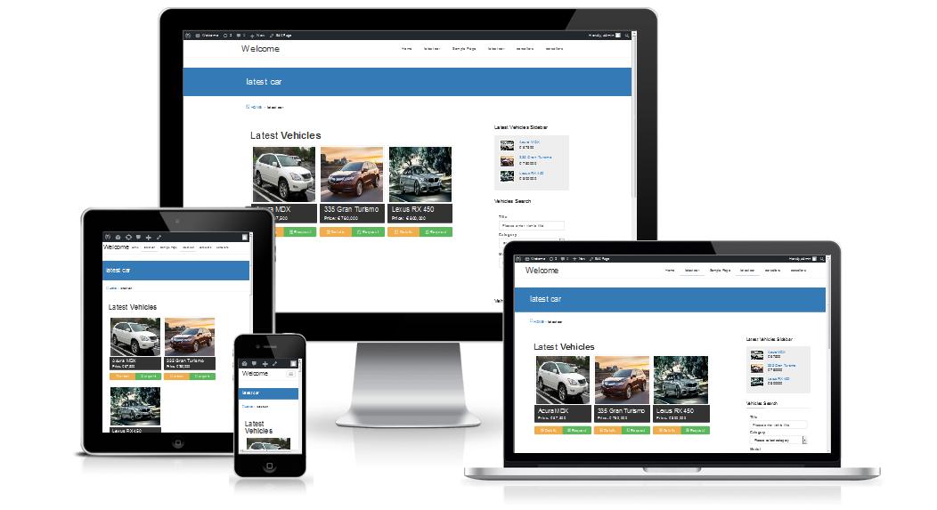 Car Seller - Auto Classifieds Script