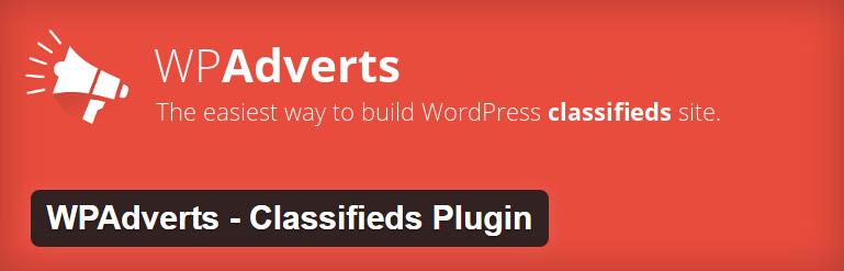 WPAdverts - WordPress Classifieds Plugins