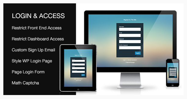 custom-login-access