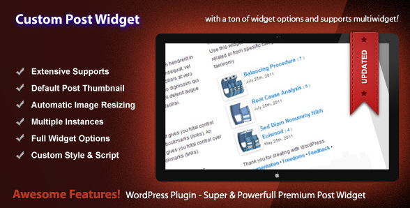 custom-post-widget