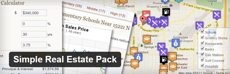 simple real estate pack