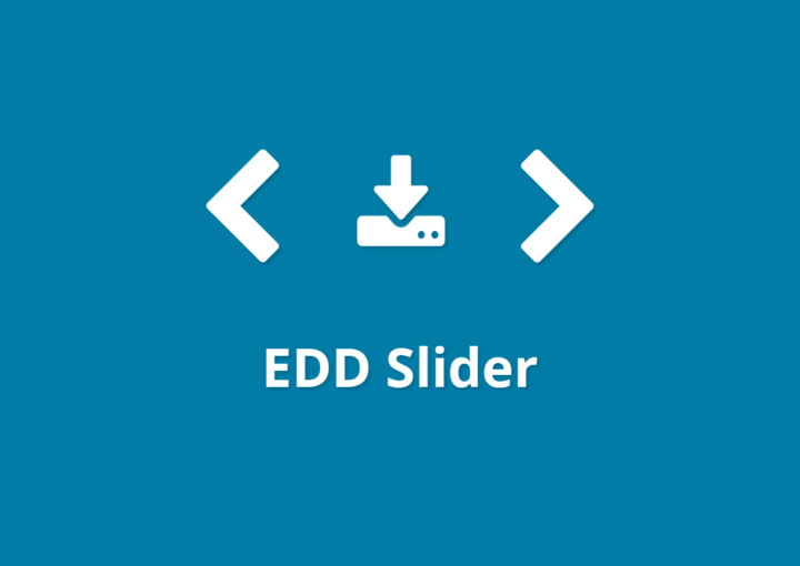 EDD Slider Plugin