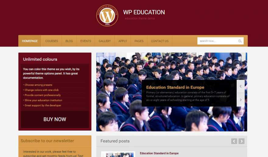 wp education