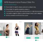 WPB Woocommerce Product slider