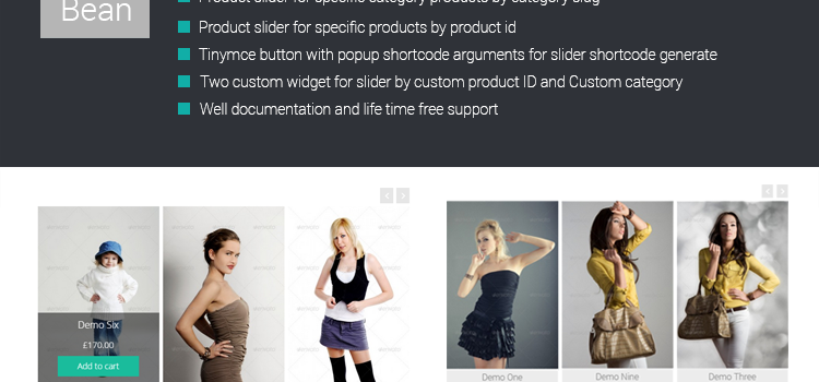 WPB Woocommerce Product slider