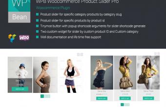 Woocommerce Product slider V – 2.0