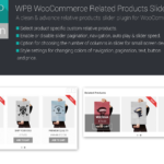 WPB WooCommerce Related Products Slider PRO