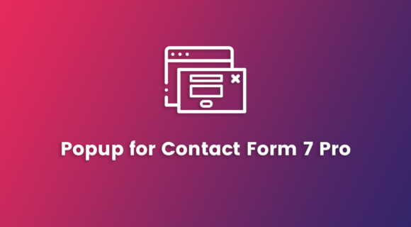 Popup for Contact Form 7